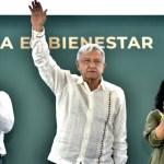 No podemos dar la espalda a migrantes, es anticristiano: López Obrador - Foto de Notimex
