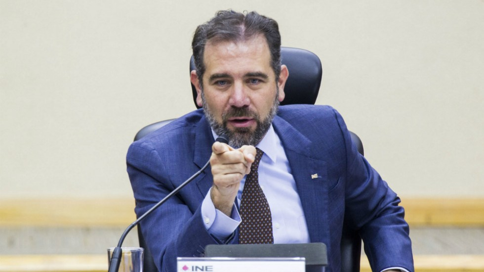 INE, sin capacidad para organizar elecciones estatales: Lorenzo Córdova - Foto de Notimex