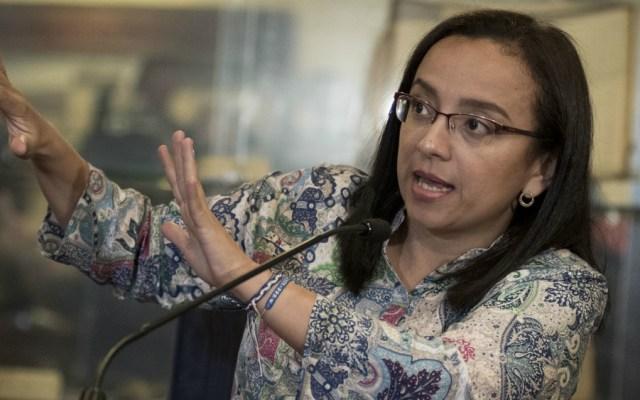 """""""Vamos a tener una Nicaragua libre"""": periodista recién liberada - Foto de AFP"""