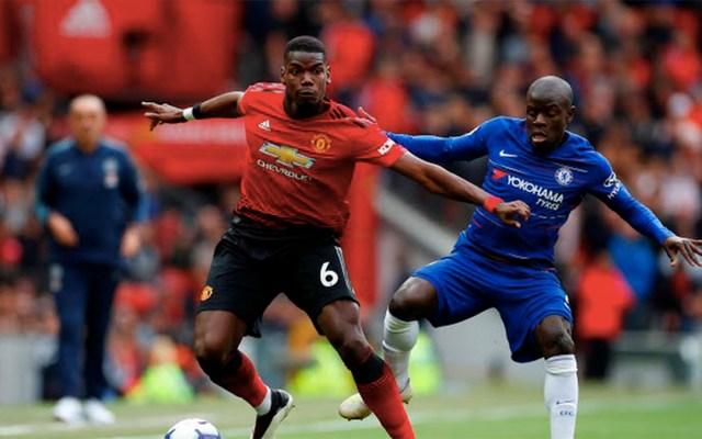 Manchester United vs Chelsea en la primera jornada de la Premier League - manchester united chelsea premier league
