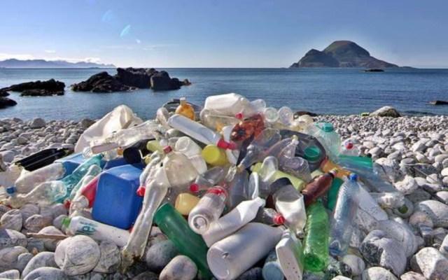 Pompeo asegura que EE.UU. colaborará en reducción de contaminación plástica - Foto de Greenpeace