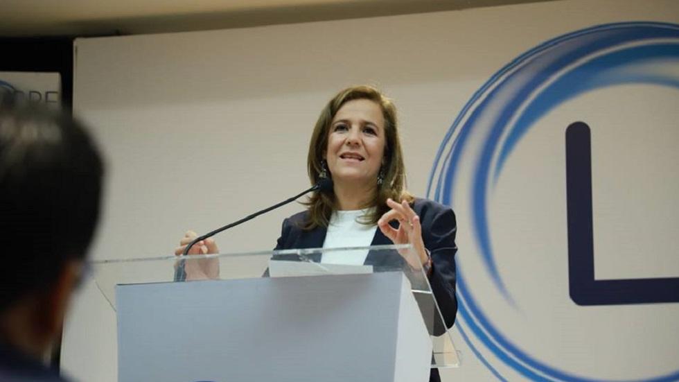 Margarita Zavala buscará diputación federal con el PAN - Margarita Zavala. Foto de @MargaritaZavalaMXMargarita Zavala. Foto de @MargaritaZavalaMX