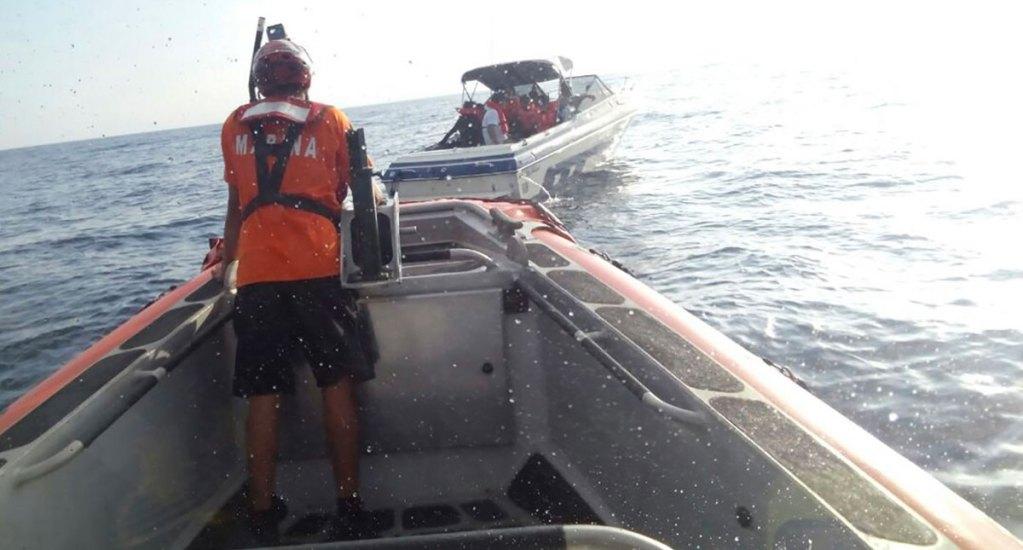 Semar rescata embarcación con nueve tripulantes abordo en Ensenada. Noticias en tiempo real