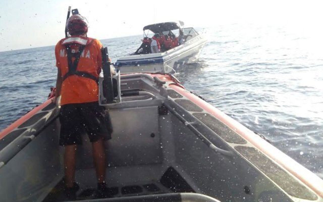 Semar rescata embarcación con nueve tripulantes abordo en Ensenada - Semar