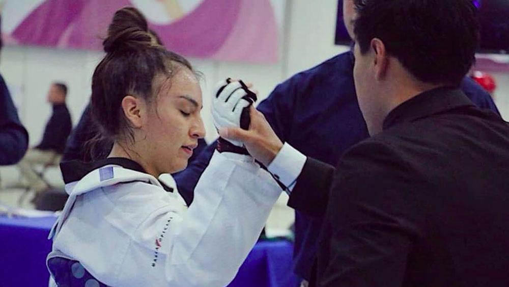 Muere Melanie Martínez, subcampeona nacional de Taekwondo