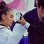 Muere la taekwondoín mexicana Melanie Martínez