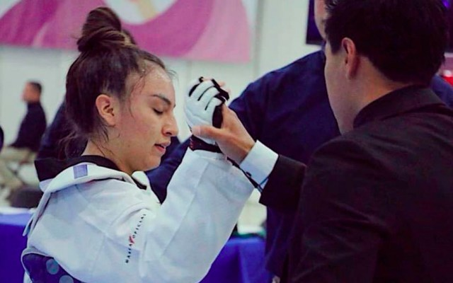 Muere la taekwondoín mexicana Melanie Martínez - Melanie Martínez taekwondo