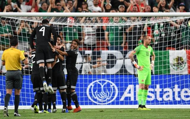 México con paso perfecto en la Copa Oro - Foto de AFP