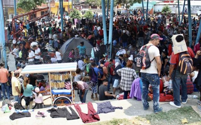 Preocupa a Amnistía Internacional arrestos masivos de migrantes - Foto de Notimex