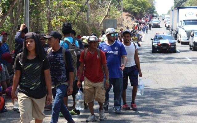 Detienen a 25 migrantes durante operativo en Chiapas - migrantes detenidos la bestia