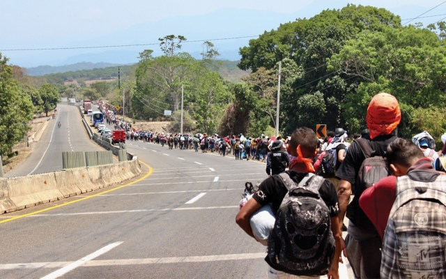 CNDH alerta por falta de preparación de Guardia Nacional en derechos humanos - Foto de Notimex