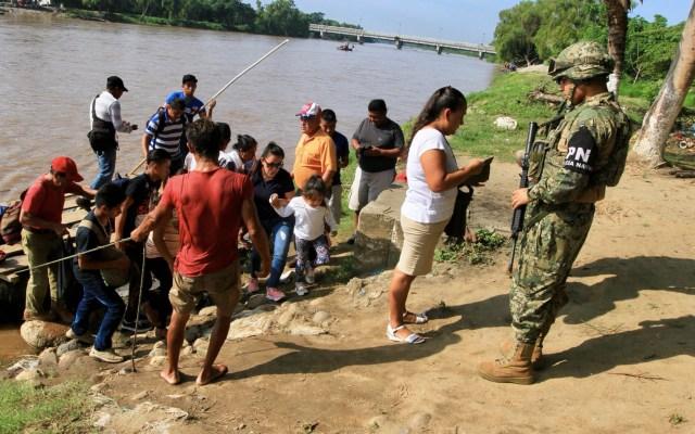 EE.UU. y México deportaron casi 50 mil guatemaltecos en primer semestre de 2019 - Migrantes México Guardia Nacional