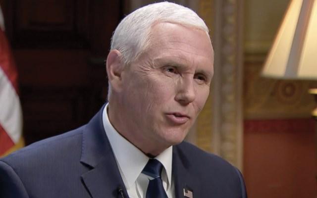 Mike Pence confirma prohibición de bandera gay en embajadas - Foto de NBC