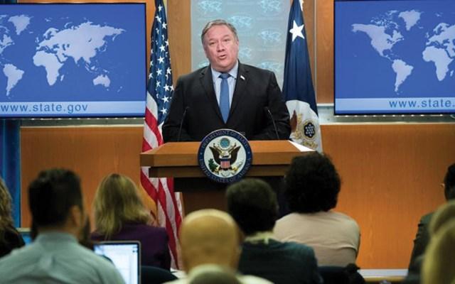 """EE.UU. critica a Irán y China por """"reprimir"""" a minorías religiosas - Foto de EFE"""