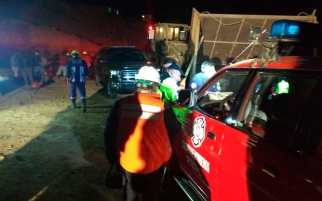 Rescatan a obrero en mina de Chile - mina chile