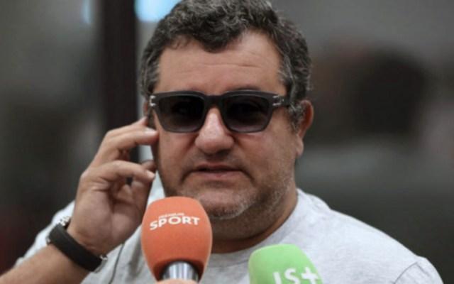FIFA levanta la suspensión al agente Mino Raiola - Foto de AFP
