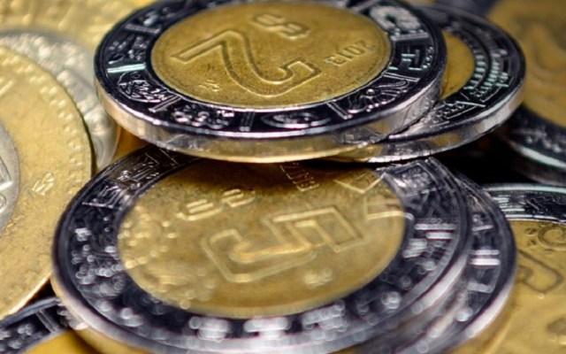 Augura López Obrador que pronósticos de calificadoras no tendrán éxito - Monedas mexicanas. Foto de @BanxicoOficial