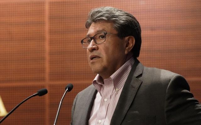 No hay condiciones para aprobar revocación de mandato: Monreal - Ricardo Monreal Ávila. Foto de Notimex