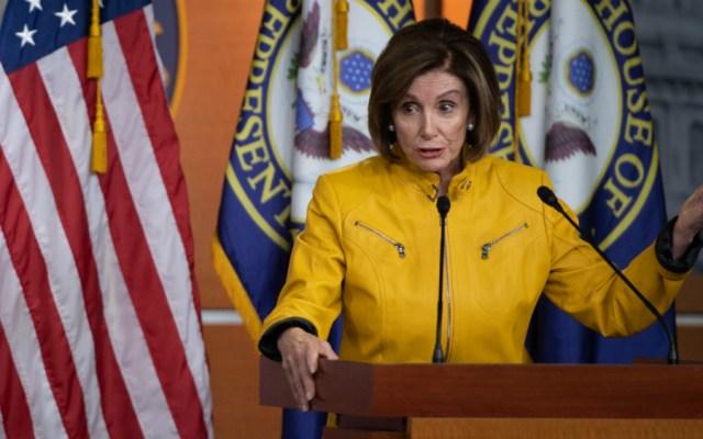 Se necesita tiempo para una reforma migratoria integral: Pelosi a Trump - Foto de AFP