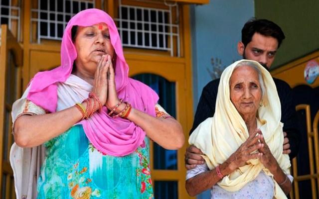 Condenan a seis hombres por violar y asesinar a niña en India - niña violación india