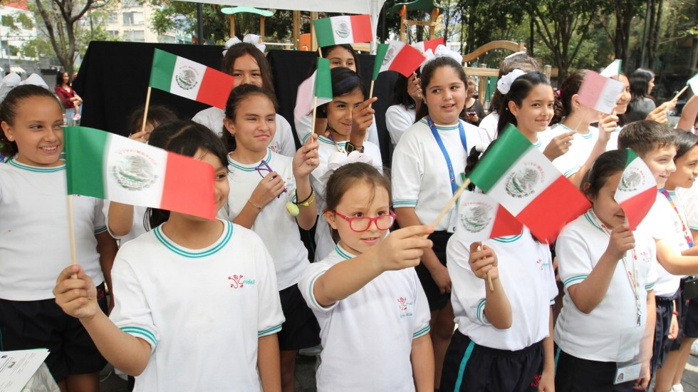 Unicef pide a México priorizar bienestar de los niños y adolescentes - Niños menores escuelas México