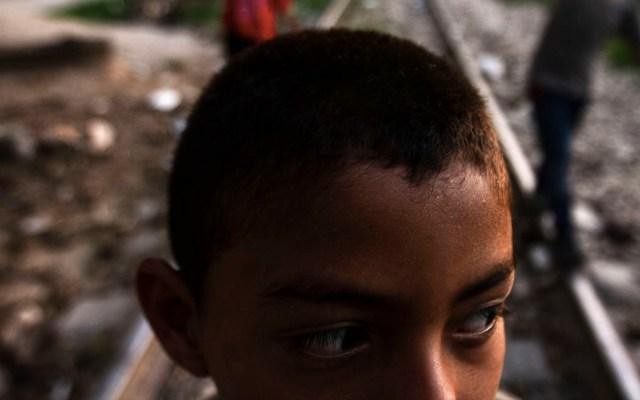El duro viaje de los menores migrantes para intentar llegar a Estados Unidos - Niños migrantes niño menor migración