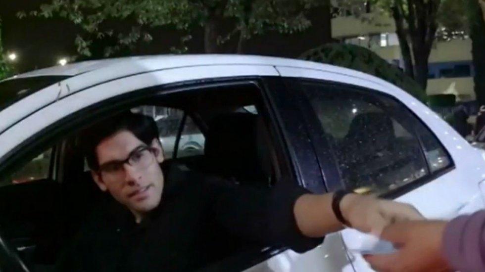 #Video Policías no preservaron evidencias del coche de Norberto Ronquillo - norberto ronquillo