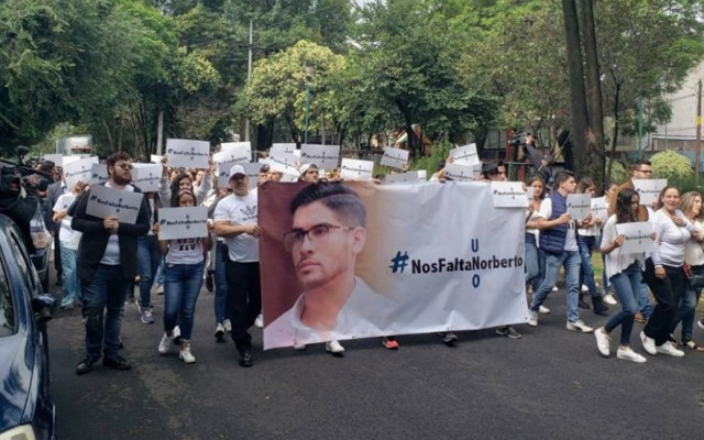 Hay avances en investigación de secuestro de Norberto Ronquillo: PGJ - Norberto Ronquillo investigaciones