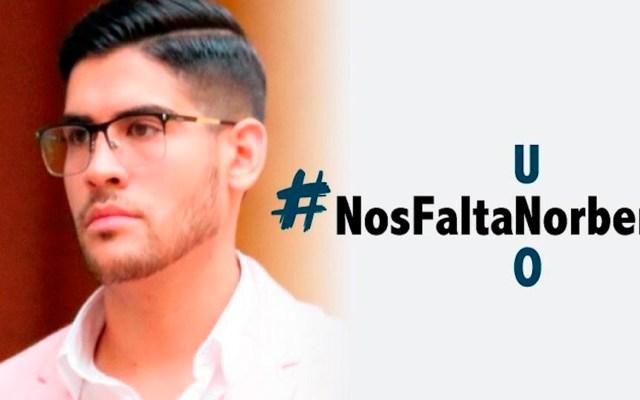 Hallan sin vida al estudiante Norberto Ronquillo - Norberto Ronquillo. Foto de Faceboook.