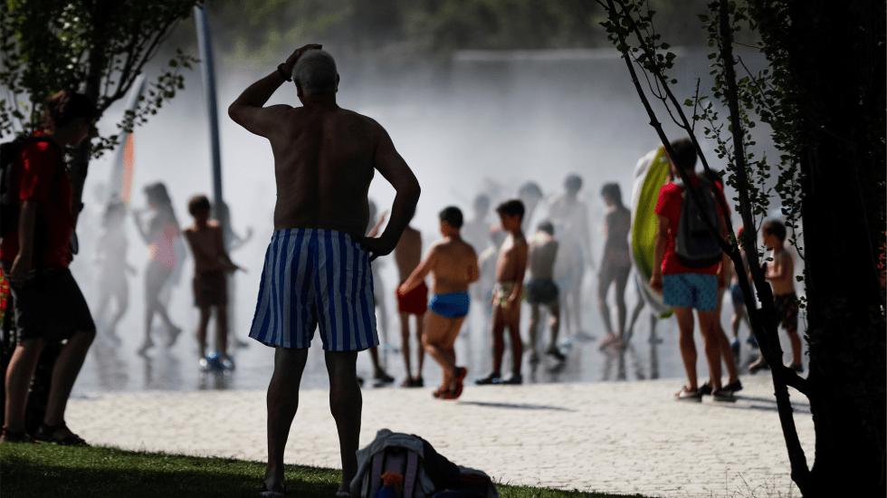 Ola de calor en Europa se agravará en los próximos días - Ola de calor en España