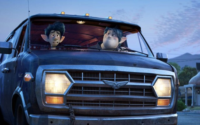 #Video Esta es la próxima película de Pixar - Onward Pixar Disney