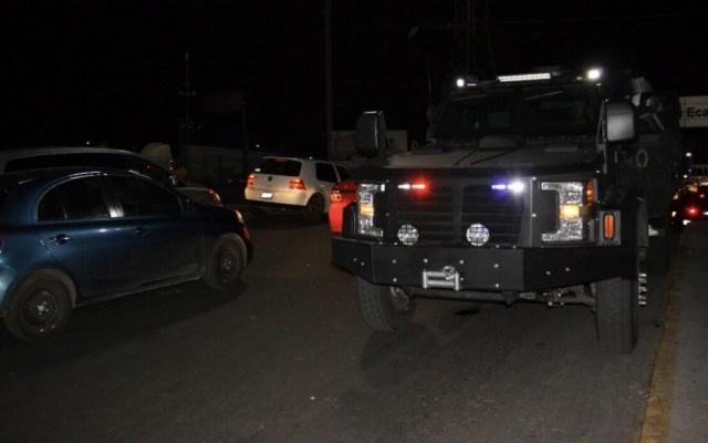 Detienen a 77 personas durante primer día de operativo en Ecatepec - Operativo Rastrillo Edomex Ecatepec