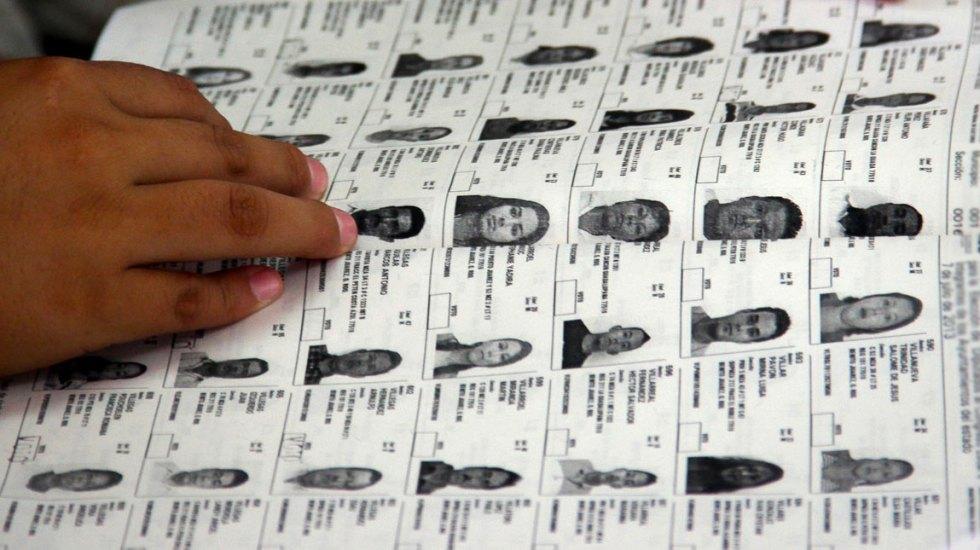 INE no entregará padrón electoral al Gobierno Federal, asevera Ciro Murayama - padrón electoral