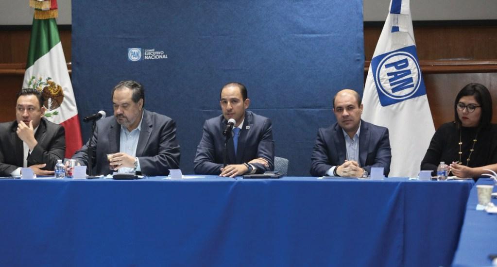 PAN exige que Guardia Nacional se use para seguridad no para migración. Noticias en tiempo real