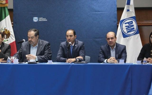 PAN exige que Guardia Nacional se use para seguridad no para migración - Foto de Twitter PAN