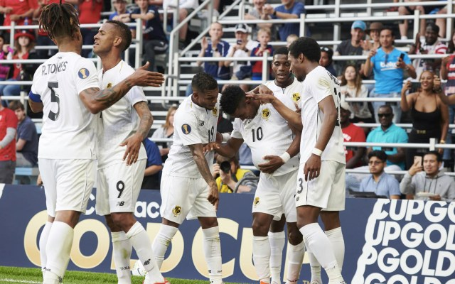 Panamá debuta con victoria ante Trinidad y Tobago en Copa Oro - Panamá Trinidad y Tobago