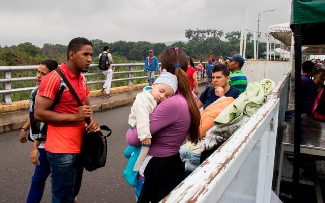 Reabren principales pasos fronterizos entre Colombia y Venezuela - pasos fronterizos colombia venezuela