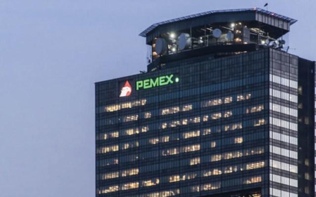 Advierten riesgo en calificación de Pemex - Foto de La Razón