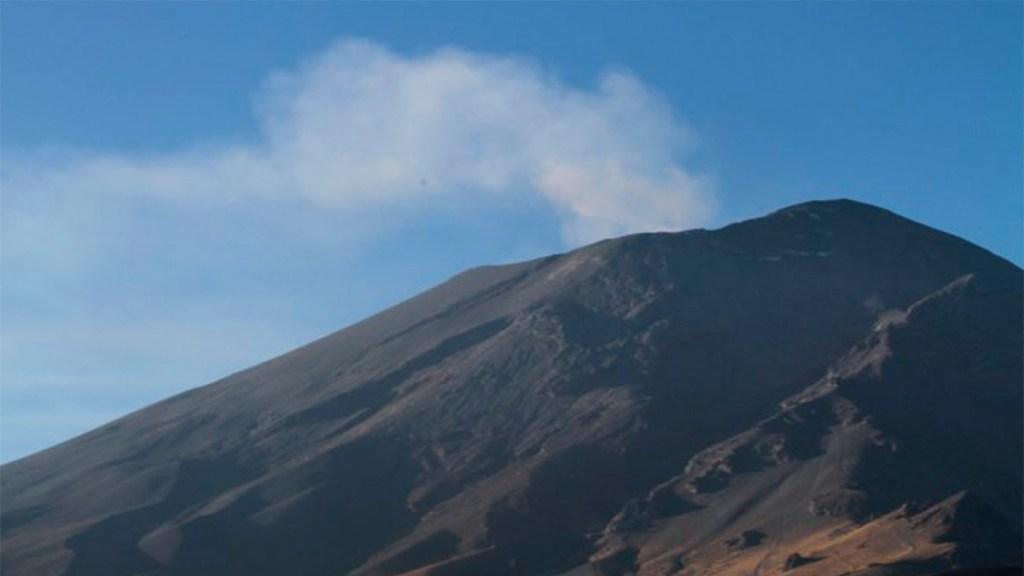 El Popocatépetl registra 43 exhalaciones en menos de 24 horas - popocatépetl actividad