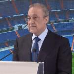 Presentación de Ferland Mendy como nuevo jugador del Real Madrid
