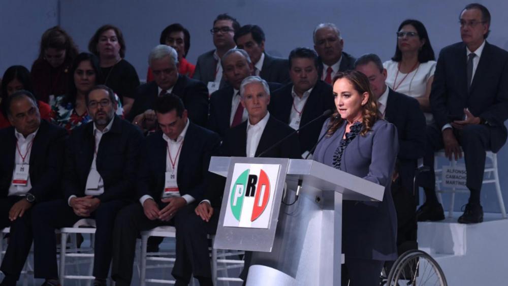 Elección interna del PRI para el 11 de agosto - Foto de PRI