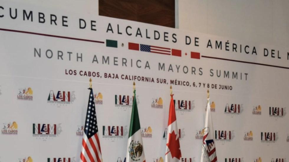Empresarios estarán presentes en Cumbre de Alcaldes de América del Norte - Foto de @Concanaco
