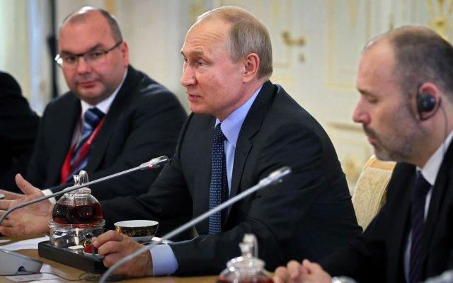 """Putin llama """"locos"""" a los países que han reconocido a JuanGuaidó - putin"""