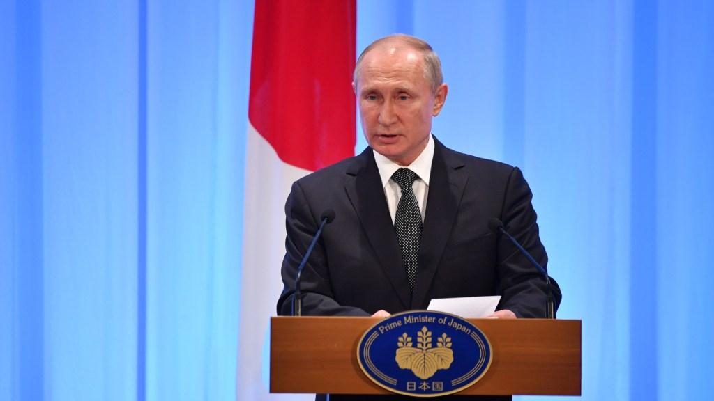 "Putin denuncia que se ""imponga"" a la gente ideas pro-LGTB - putin ideología de género homosexuales lgbt"
