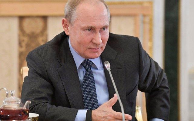 Putin asegura que no está creando bases militares en Venezuela - Putin