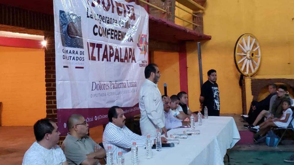 René Bejarano llama a no criminalizar a migrantes tras acuerdo con EE.UU. - René Bejarano