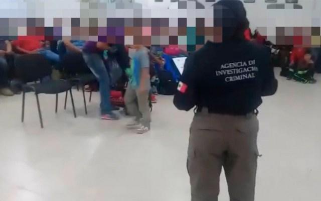 Rescatan a 75 migrantes centroamericanos en Chiapas - rescate migrantes centroamericanos chiapas