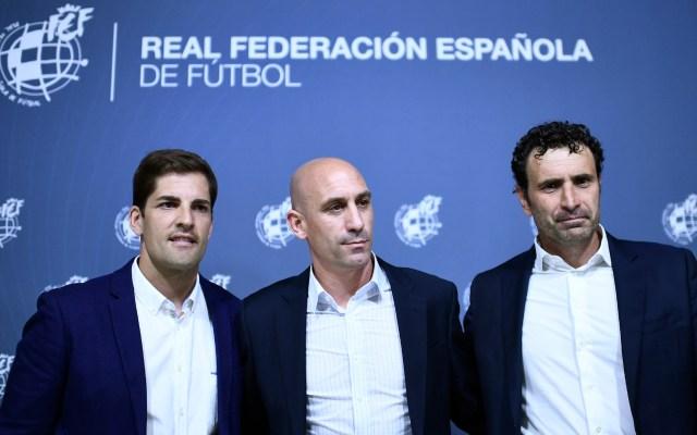 Luis Enrique deja de ser entrenador de España; Robert Moreno ocupará el cargo - Foto de OSCAR DEL POZO / AFP.