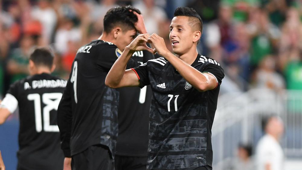 Andrés Guardado protagoniza los memes del México-Canadá — Copa Oro