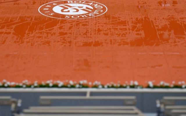 Aplazada al sábado la semifinal Djokovic-Thiem por la lluvia - Foto de @rolandgarros